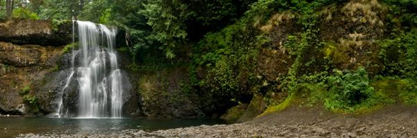 Upper North Falls, Silver Falls OR