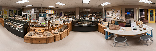 OMSI Paleontology Lab